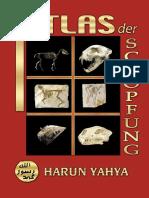 Atlas Der Schöpfung (Band 1). German Deutsche