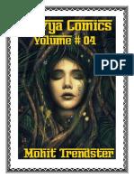 Kavya Comics Volume # 04 (Freelance Talents)