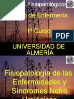 Tema 6. Procesos Fisiopatologicos Nefrourologicos 15-16