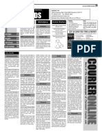 Claremont COURIER Classifieds 6-3-16