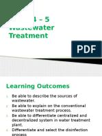 Week 4 - 5_Wastewater Treatment_v3