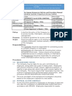Bizmanualz Human Resources Policies and Procedures Sample