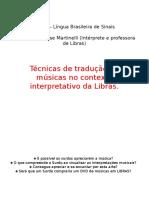 Técnicas de Tradução