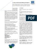 Seleccion y Aplicacion de Motores Electricos Articulo Tecnico Espanol