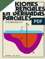 V.P. Mijailov-Ecuaciones Diferenciales en Derivadas Parciales-Editorial Mir (1978)
