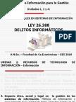 SIG 2016-P Delitos Informaticos