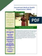 International Medical Health Organization - April 2010 Issue - KAMHA.ORG