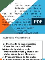 Investigación Tecnologica Jp
