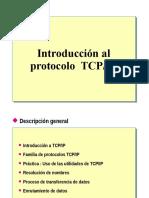 4.- Introduccion Al Protocolo TCPIP