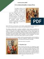 Curso bíblico, Lección 14, La Restauración Judía y Época Persa