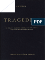 EURÍPIDES - Tragedias