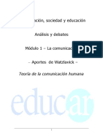 Xaportes de Watzlavick