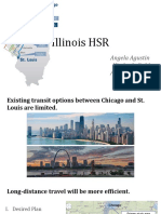 Review of Illinois HSR