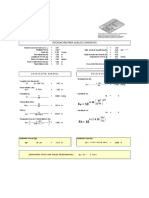 Cálculo de Socavación (Suelo Cohesivo)