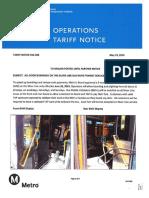 Tariff Notice 16-006 ADB on Silver Line Bus Rapid