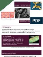 Tuberculosis Pulmonar y Extrapulmonar MI Hernandez