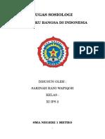 Tugas Sosiologi-suku Suku Bangsa Di Indonesia-sakinah