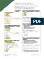 Examen Diagnostico de FCyE 2 Ago 2014