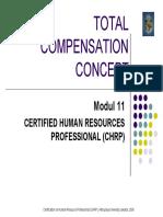 Modul 11 - Total Compensation Concept