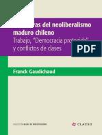 Las fisuras del neoliberalismo maduro Chileno