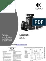 X-530 Speaker System X-530.pdf