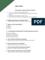Cuestionario de Lógica Jurídica (1)