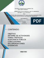 Presentation Audiencia Publica Sv