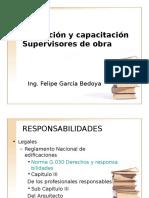 1 Supervisores de Obra