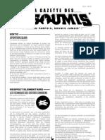 La Gazette Des Insoumis - N°06 (A4)