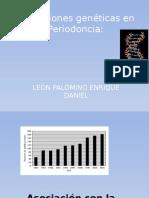 Alteraciones Genéticas en Periodoncia