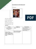 Ficha de Analisis de Una Obra de Arte