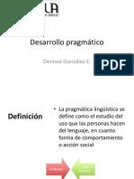 desarrollo pragmatico