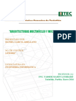 Arquitecturas Multi NuCleo
