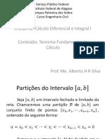 Cálculo I Aula 02 Integral Definida
