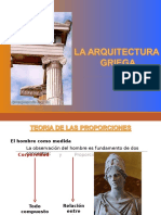 Aquitectura Griega
