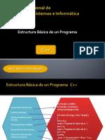 Estrauctura Basica de Programa