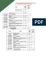 Cadangan Penyelarasan Tajuk Pnp Dan Pbs Tahun 2015
