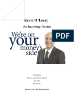 Kevin O'Leary Guide