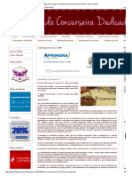 Blog Da Concurseira Dedicada_ Prova Discursiva Nota 10 - Banca Cespe