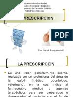 Tema 4 La Prescripción