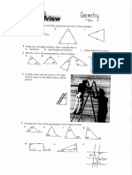 Year 8 Yearly Geometry Revision