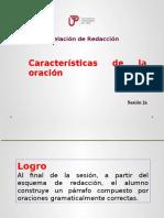 2A-XCC2_Caracteristicas_de_la_oracion_-PPT-_2016-2__31252__