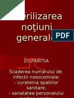 2. Sterilizarea Si Dezinfectia (1)