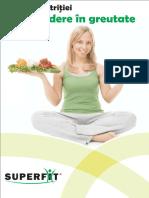 Ghidul Nutritiei Pentru Scadere in Greutate