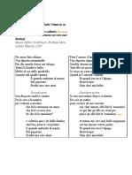 Traduzioni Testi Carnivalesque