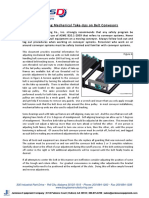 Take Up Adjustment Technical Brochure JEC