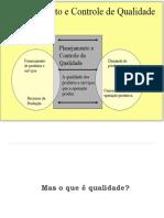 Planejamento e Controle Da Qualidade - Os Gurus Da Qualidade