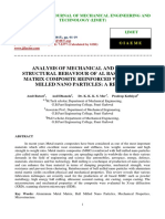 ANALYSIS OF MECHANICAL AND MICRO STRUCTURAL BEHAVIOUR OF AL BASED METAL MATRIX COMPOSITE REINFORCED WITH BALL MILLED NANO PARTICLES A REVIEW.pdf