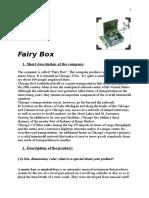 Fairy Box by Olena Puhach