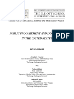 Report Public-Procurement 2011